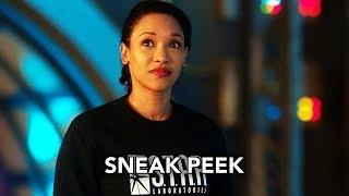"The Flash 4x16 Sneak Peek ""Run Iris, Run"" (HD) Season 4 Episode 16 Sneak Peek"