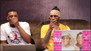 REACTING TO OUR OLD CRINGY SINGING VINES!!! (TREY SAID SOMETHING HE'S TRULY SORRY FOR)