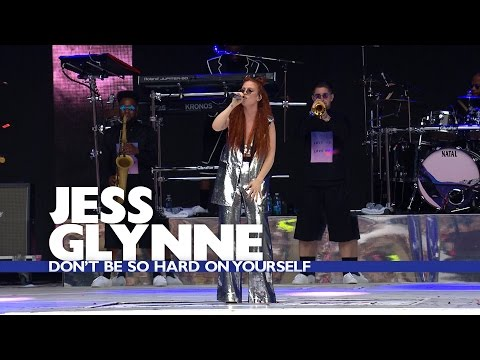 Jess Glynne - 'Don't Be So Hard On Yourself' (Live At The Summertime Ball 2016)