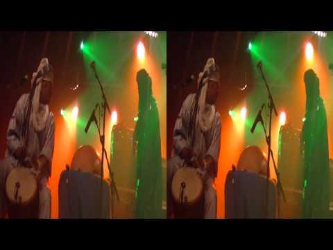 3D Live Music - Tinariwen @ RDV de Terres Neuves à Bègles (08/10/2011) #02