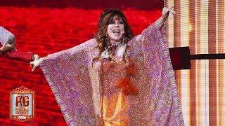 Así fue el regreso de Verónica Castro a la television | Pequeños Gigantes