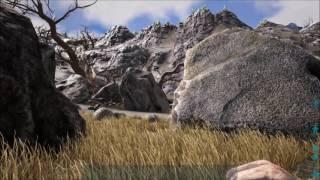 ARK: Survival Evolved - NEW GRIFFIN, RAGNAROK MAP! ICE WYVERN, LAVA