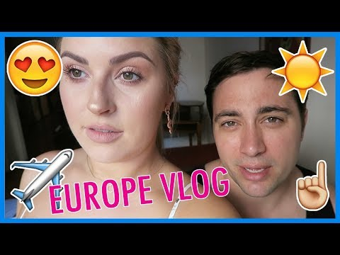 EUROPE VLOG! ?? Tomorrowland 2018, Spain, France, Switzerland, Germany, Netherlands, Belgium!