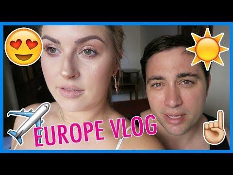EUROPE VLOG! ?? Tomorrowland 2018, Spain, France, Switzerland, Germany, Netherlands, Belgium!