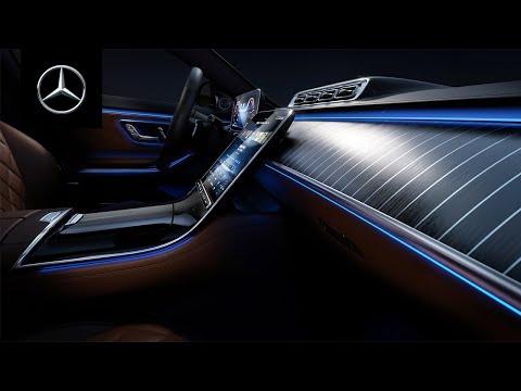 """Meet the S-Class DIGITAL: """"Luxury & well-being"""""""