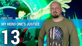 Vidéo-Test : MY HERO ONE'S JUSTICE : Adaptation réussie pour My Hero Academia | TEST