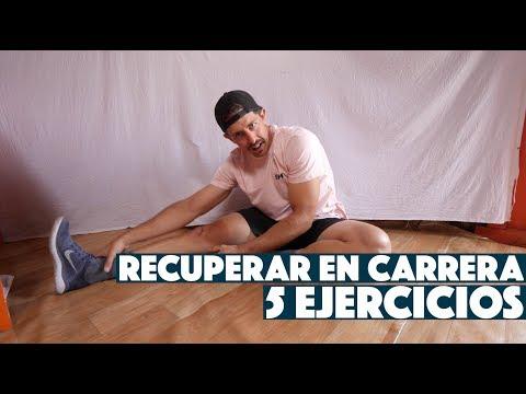 5 EJERCICIOS DE RECUPERACIÓN BÁSICOS EN CICLISMO | Adrián Zabal