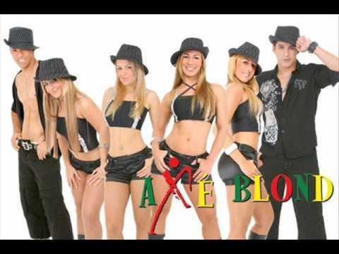 Axe Blond -Samba ai (mexe mexe /bole bole)