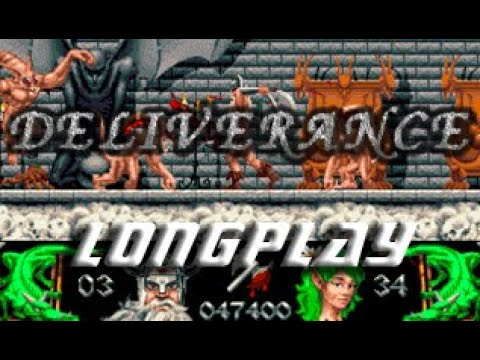 Amigamers #209 Deliverance - Commodore Amiga Longplay - Not Commented