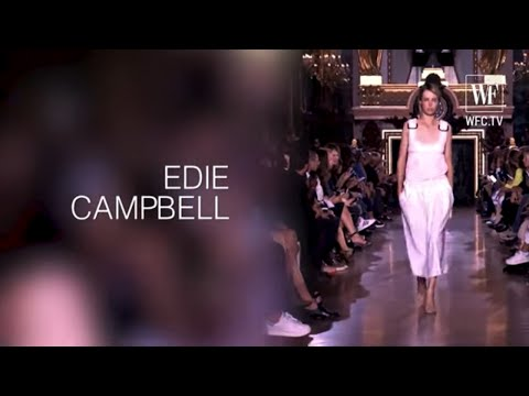 Edie Campbell Top model from England