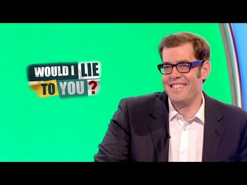 The Pointless Richard of Os  - Richard Osman on Would I Lie to You? [HD][CC]