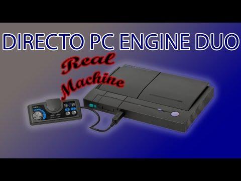 Directo juegos Pc Engine Duo #2