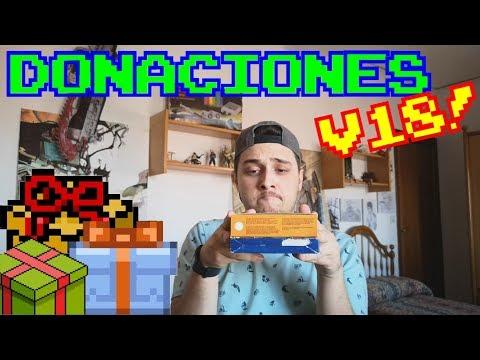 TENEMOS UNA NUEVA RETROPERSONA! || Donaciones v18