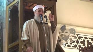 خطبة الجمعة لسماحة المفتي ليوم 27/12/2013