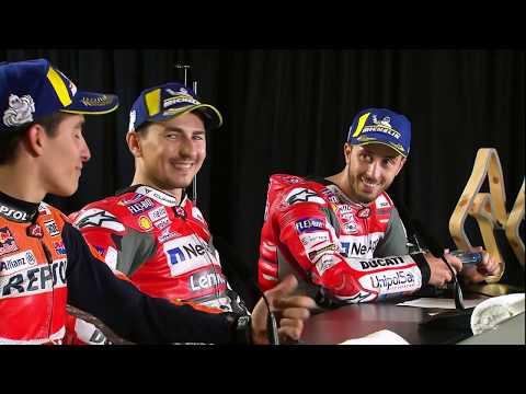 #BestBikeMoment MotoGP Austrian GP: Moment B - Dovizioso provides his insight into the battle