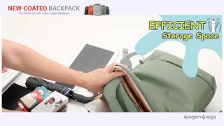 NEW-COATED BACKPACK by SPIGEN SGP - YouTube 7ed9aeac47b32