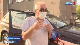 Региональный миздрав начал проверку Калачинской центральной районной больницы