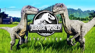 Rampaging Raptors! - Jurassic World Evolution Gameplay