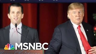 Can Donald Trump Jr. Claim Attorney-Client Privilege? | Morning Joe | MSNBC