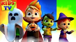 Hello its Halloween Song - Boom Buddies Nursery Rhymes | Kids Videos