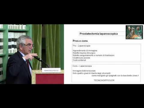 Il Trattamento Robotico delle Neoplasie Prostatiche