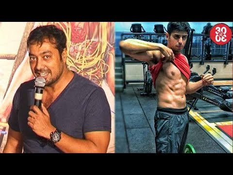 Anurag Kashyap To End Association With Phantom Films | Sidharth Flaunts His Solid Abs