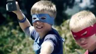 TMNT Teenage Mutant Ninja Turtles 2013 Combat Gear Commercial