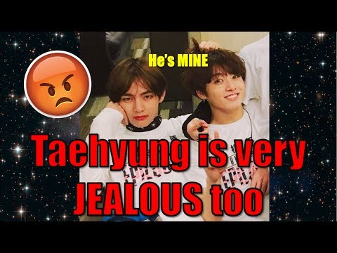 ♡VKOOK #1 | PAY ATTENTION TO ME JK! Taehyung Is Jealous Too ♡