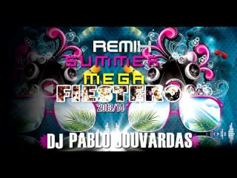 MEGA FIESTERO REMIX SUMMER 2013/14