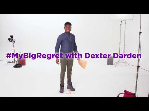 DoSomething.org and truth® Partner With Actor Dexter Darden for #MyBigRegret