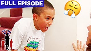 The Newton Family - Season 2 Episode 17 | Full Episode | Supernanny USA