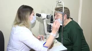 «Спроси у доктора». Как сохранить здоровье глаз (эфир от 23 марта 2021 года)