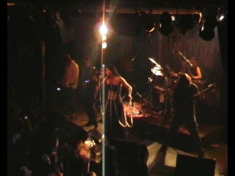 Witchcraft- Gothic Foil (Live)