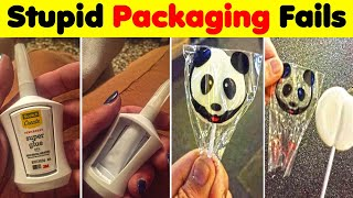The Funniest Packaging Fails (NEW!)