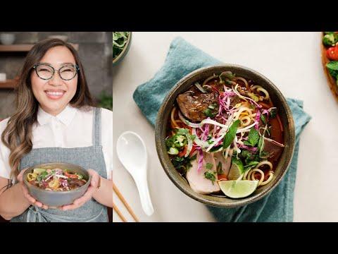 Dig Into a Bowl Of Aromatic Bún bò Hu?