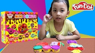 Unboxing Mainan Anak   Fun-Doh Mini Donuts ❤ Kids Toyz Fun Color Fun Time