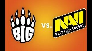 (RU) 🛡 NaVi vs BiG 🛡 ESL 9 Pro League Season 9  -  эфир 22.05.19