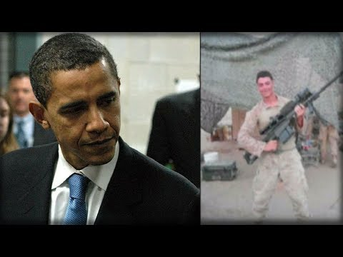 MEDIA SILENT AS GOLD STAR MOTHER REVEALS HORRIFIC THING OBAMA DID AFTER MARINE SON DIED