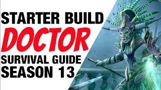 Diablo 3 Witch Doctor Starter Build Guide Jade Season 13