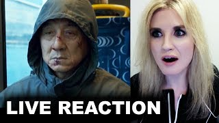 The Foreigner 2017 Trailer REACTION