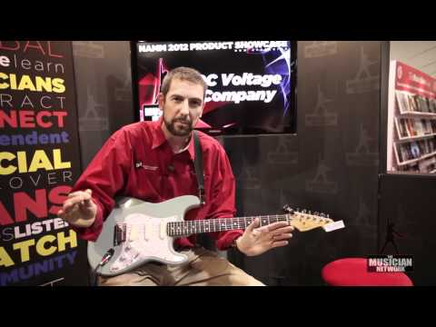 DC Voltage Company - P3: NAMM 2012 Product Showcase