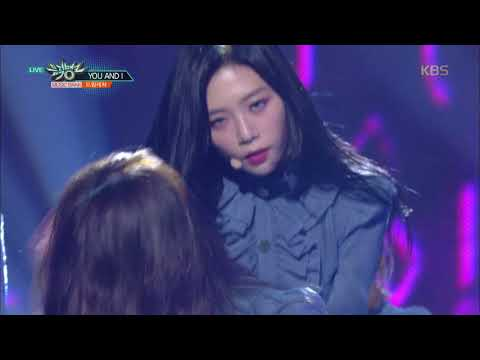 뮤직뱅크 Music Bank - INTRO + YOU AND I - 드림캐쳐 (INTRO + YOU AND I - Dreamcatcher).20180525