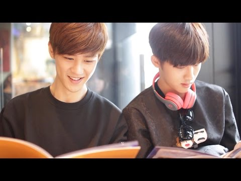 [SMROOKIES] WINWIN and KUN in SHANGHAI