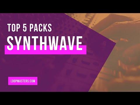 Top 5   Best Synthwave Sample Packs & Serum Presets   Synthwave, Vaporwave, samples, loops, sounds