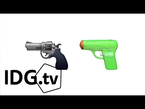Apple's new gun emoji in iOS 10 isn't problematic – here's why