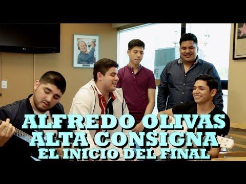 ALFREDO OLIVAS Y ALTA CONSIGNA - EL INICIO DEL FINAL (Versión Pepe's Office)