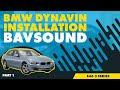 Bavsound - Dynavin - BMW E46 3 Series Installation - Part 1/2