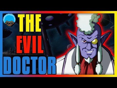 What If Paparoni Was A Dragon Ball Super Villain?