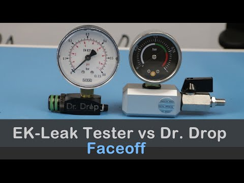 EKWB Leak Tester vs Aquacomputer Dr. Drop - Review