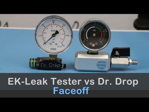EKWB Leak Tester vs Aquacomputer Dr. Drop - Review
